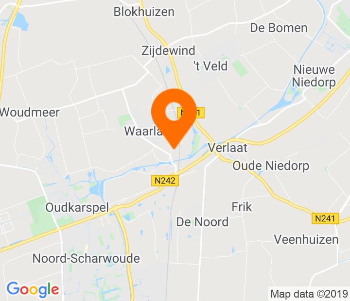 Google Map of 52.721824,4.842108
