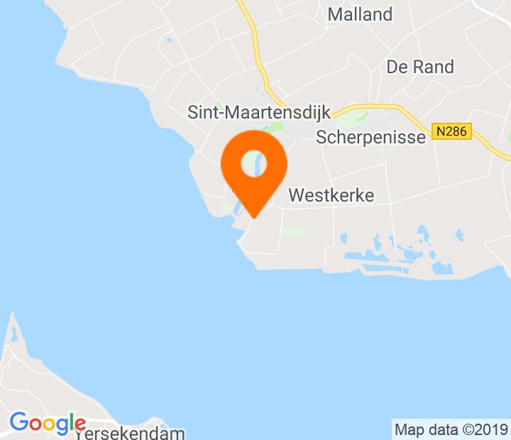 Google Map of 51.532876,4.075779