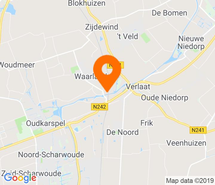 Google Map of 52.720194,4.843311
