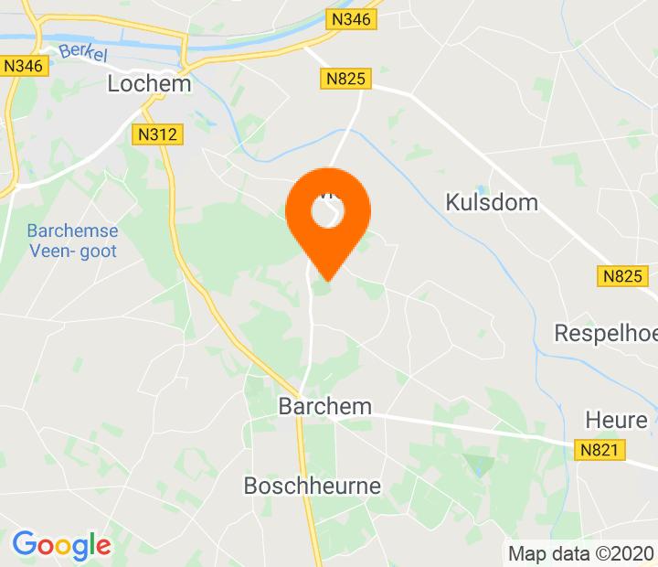 Google Map of 52.138305,52.138305