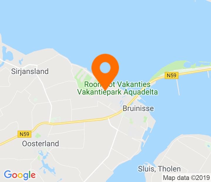 Google Map of 51.66912,4.075508