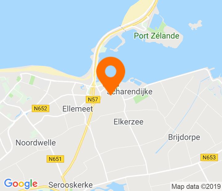 Google Map of 51.734181,3.834265
