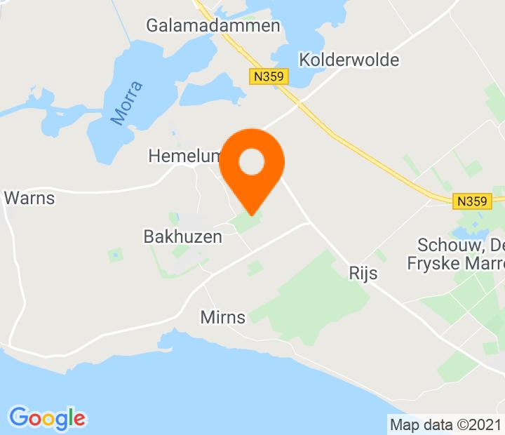 Google Map of 52.87144,5.472301