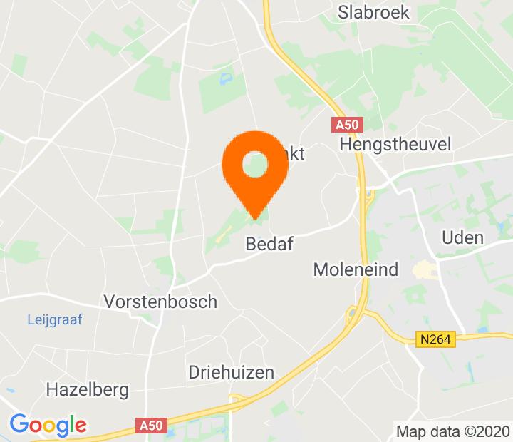 Google Map of 51.665498,5.574099