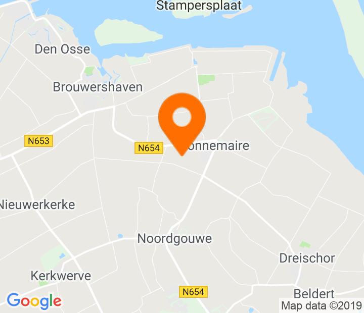 Google Map of 51.710549,3.940826