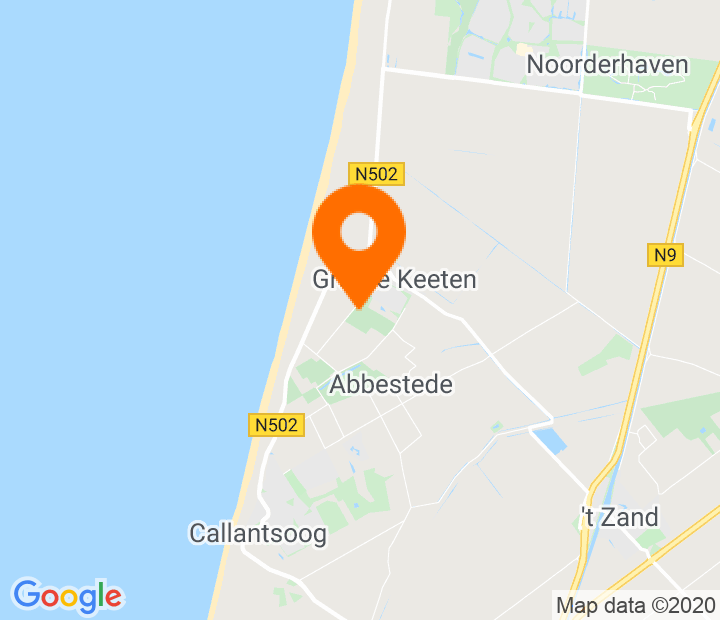Google Map of 52.858051,4.711704