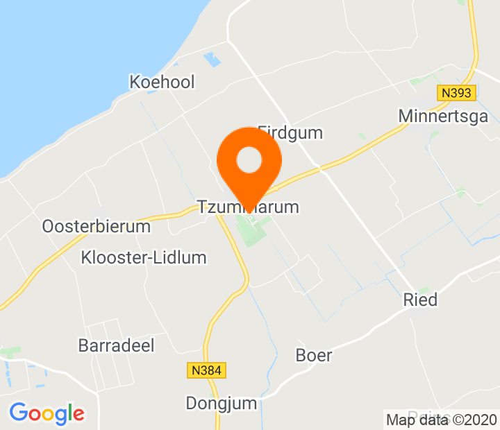 Google Map of 53.236263,5.550087