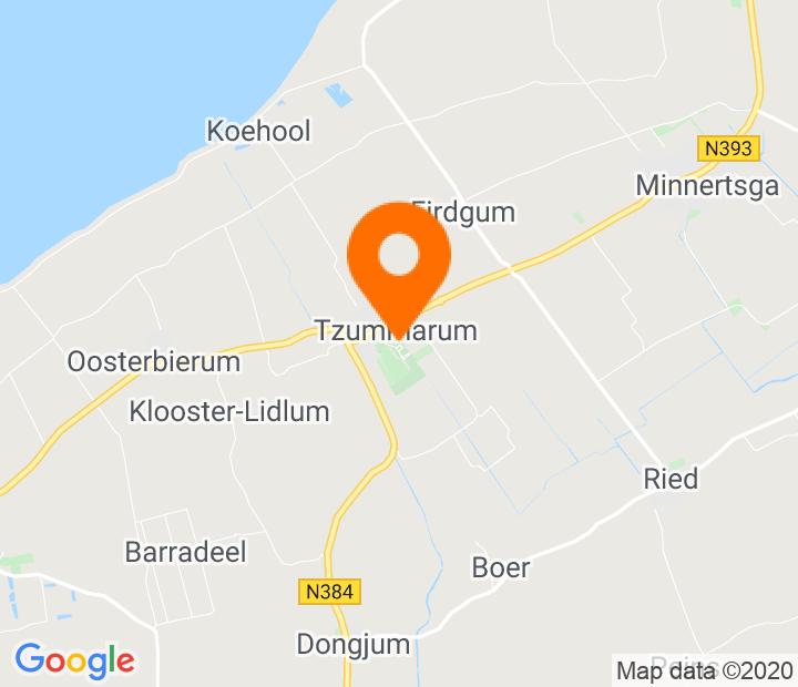 Google Map of 53.236327,5.550253