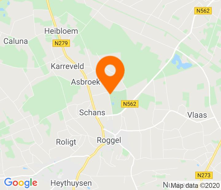Google Map of 51.278336,5.923375