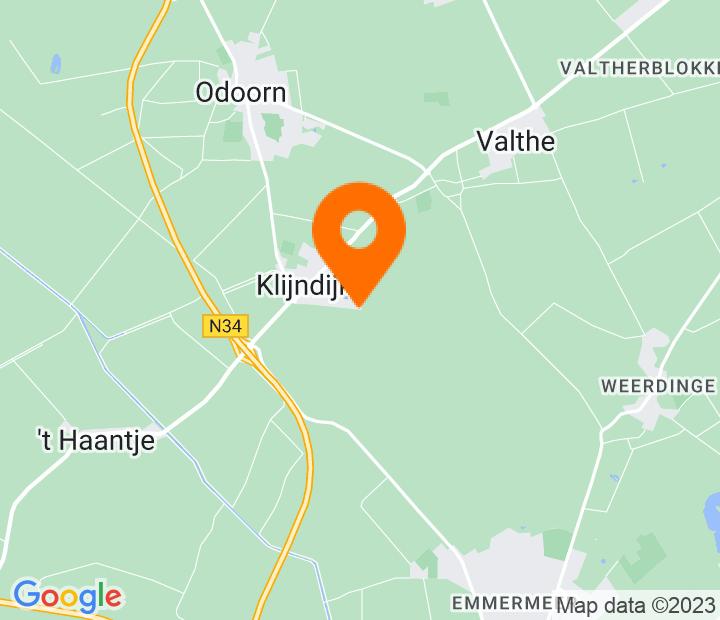Google Map of 52.827948,6.867455