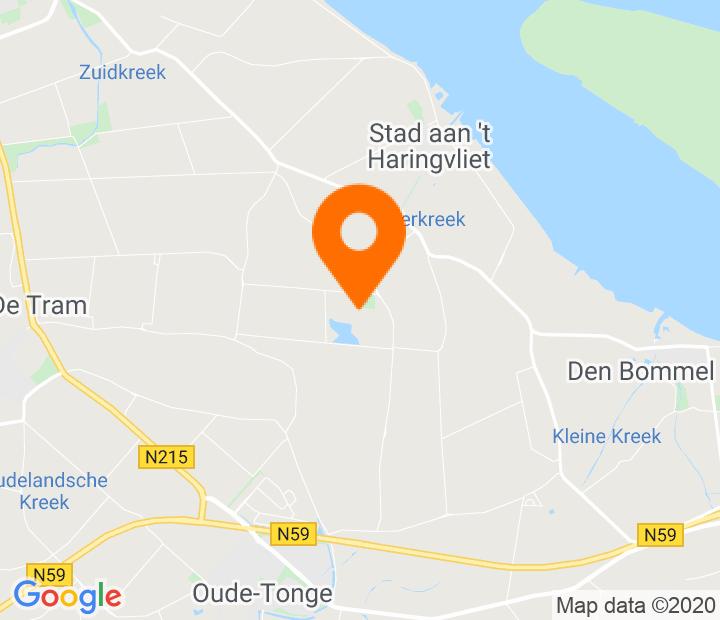 Google Map of 51.720998,4.229339