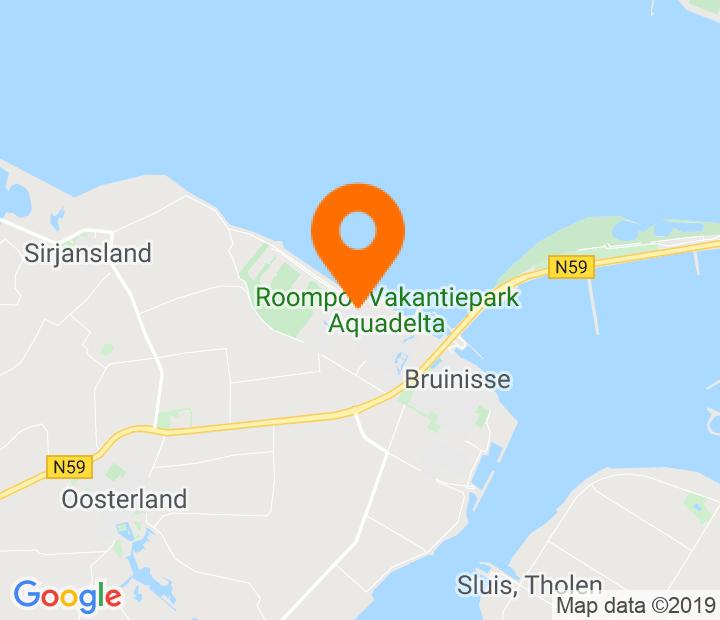 Google Map of 51.670254,4.077839