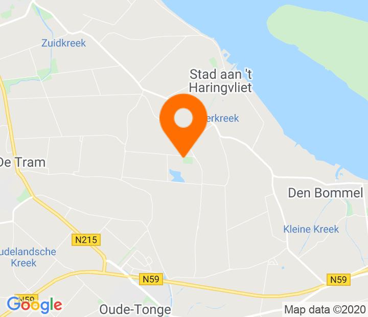 Google Map of 51.722395,4.22901