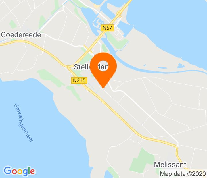 Google Map of 51.798057,4.030928