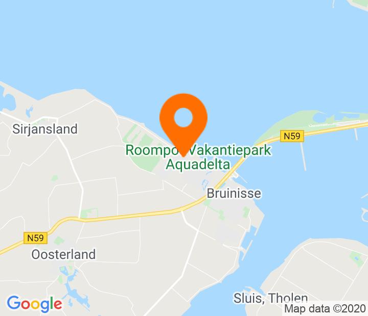 Google Map of 51.670179,4.077992