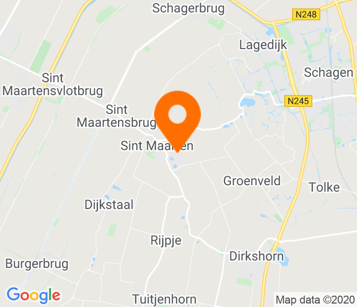 Google Map of 52.770943,4.752133