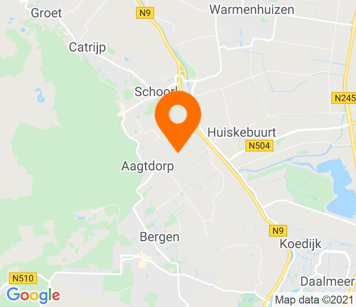 Google Map of 52.692459,4.712959