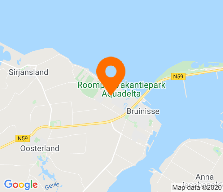 Google Map of 51.668034,4.077146