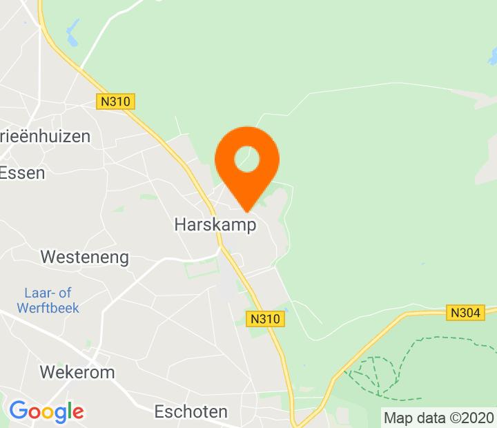 Google Map of 52.1364,5.757706