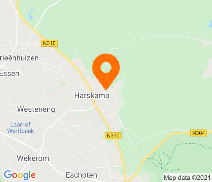 Google Map of 52.136527,5.757952