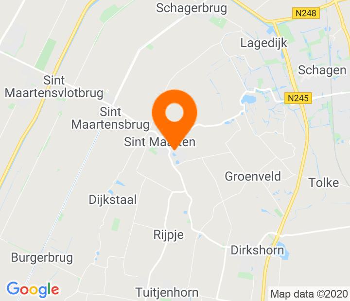 Google Map of 52.770704,4.750163