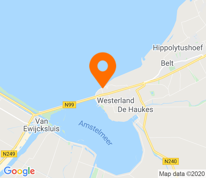 Google Map of 52.895733,4.912906