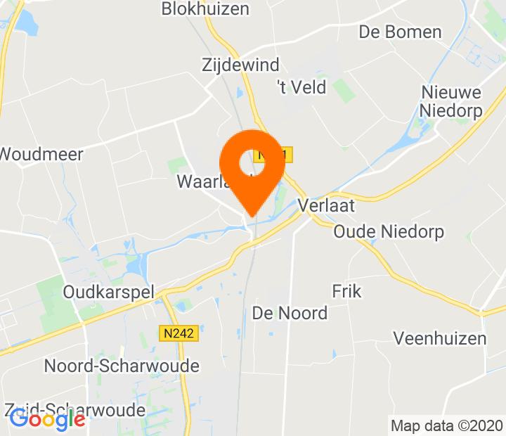 Google Map of 52.720413,4.84298
