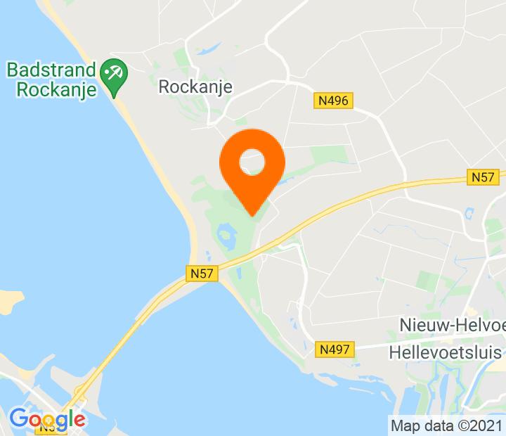 Google Map of 51.852061,4.082432