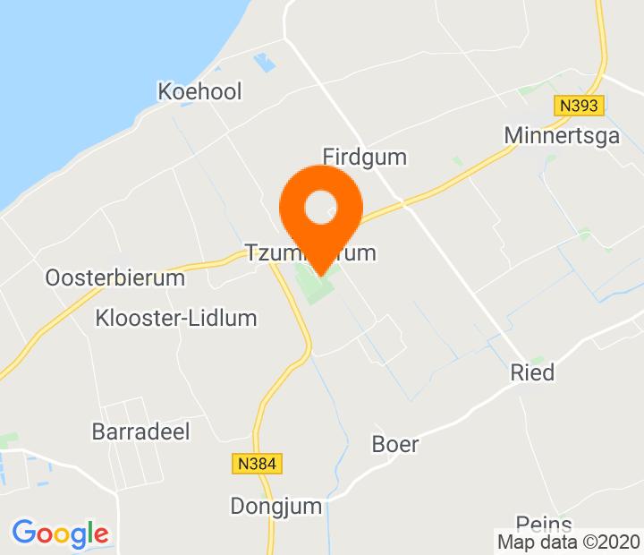 Google Map of 53.234508,5.551827