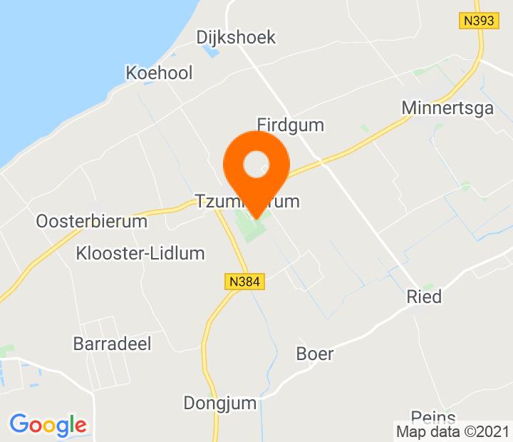 Google Map of 53.234613,5.552015