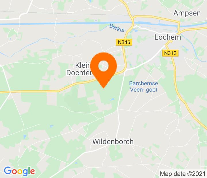 Google Map of 52.142411,6.377354