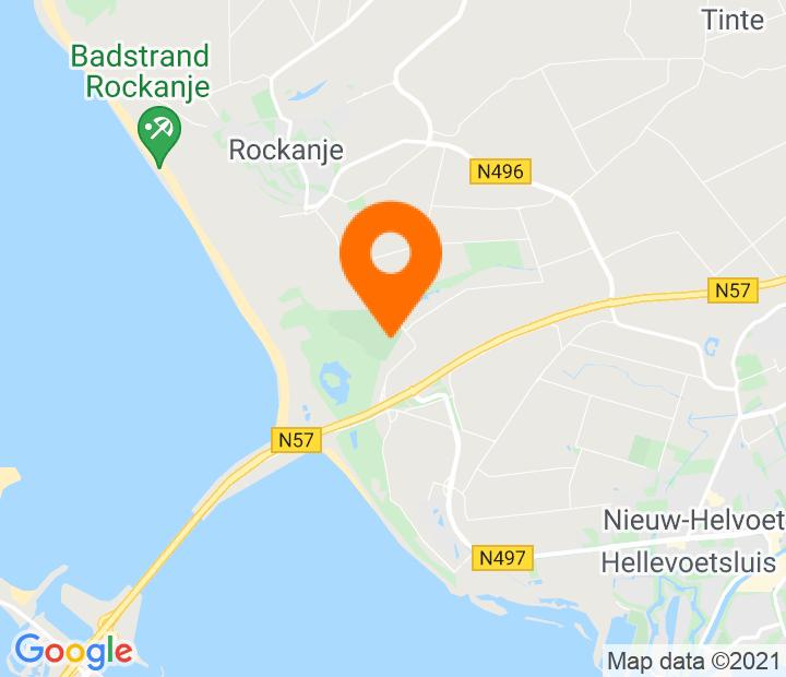 Google Map of 51.853527,4.085091