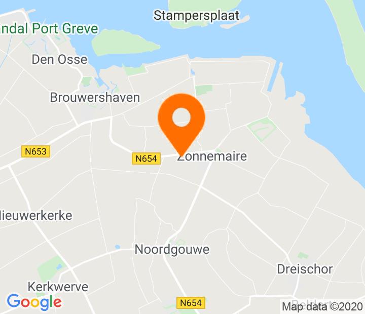 Google Map of 51.712686,3.941552