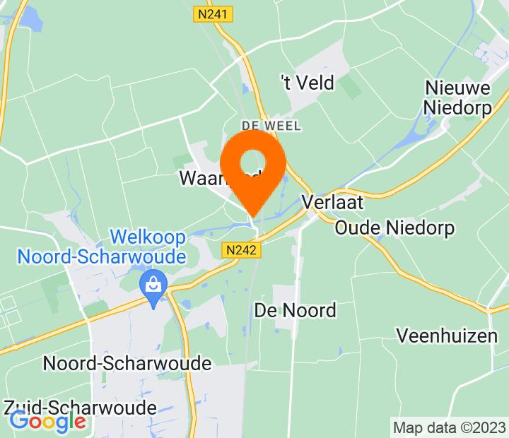 Google Map of 52.7198252,4.8417254