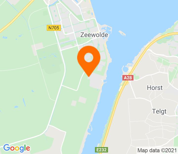 Google Map of 52.31325,5.53675