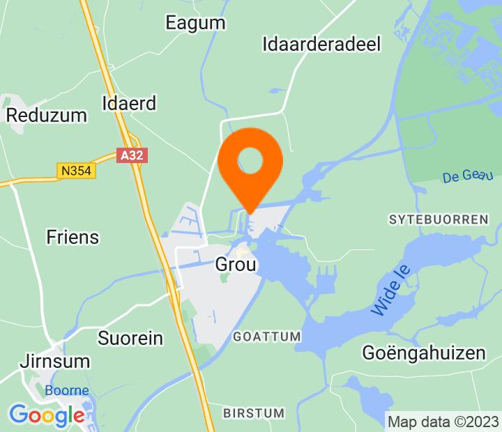 Google Map of 53.102076,5.842748