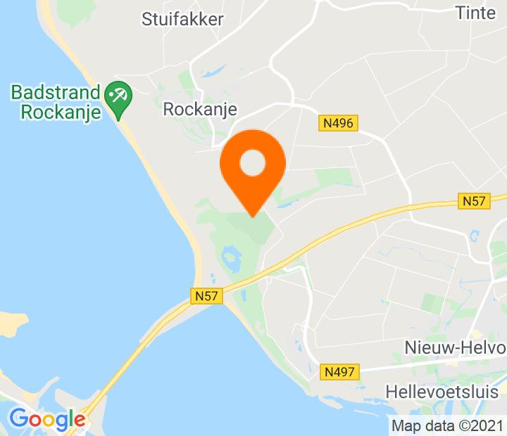 Google Map of 51.855415,4.081489