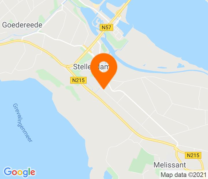Google Map of 51.79769,4.031619