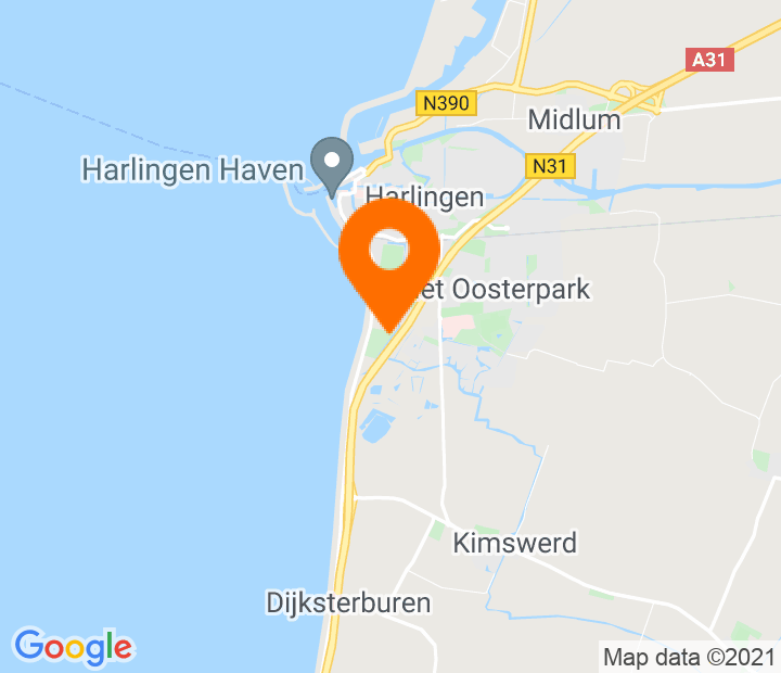 Google Map of 53.161451,5.41975