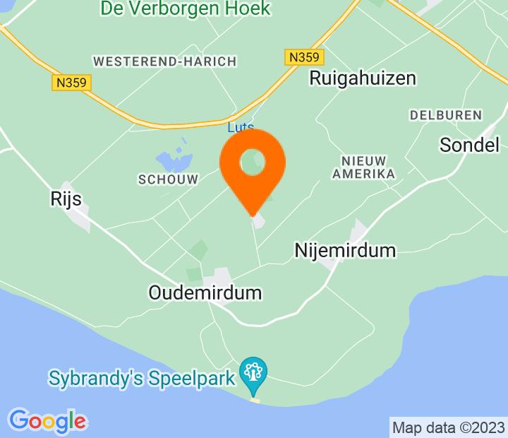 Google Map of 52.8602801,5.5448606