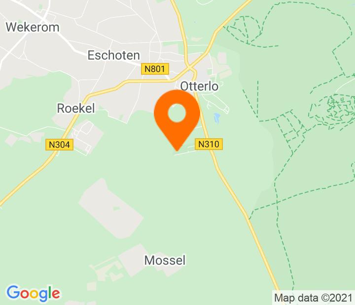 Google Map of 52.085467,5.765727