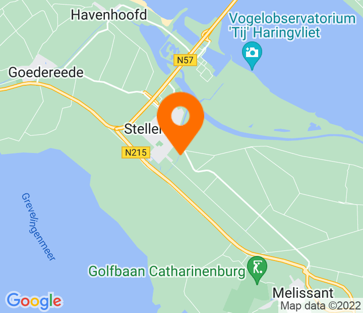 Google Map of 51.800407,4.03182