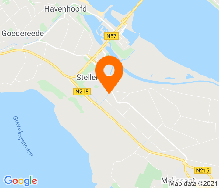 Google Map of 51.80028,4.032006