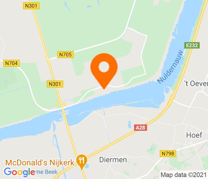 Google Map of 52.270408,5.495326