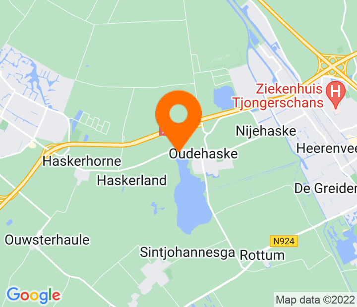 Google Map of 52.956967,5.863075