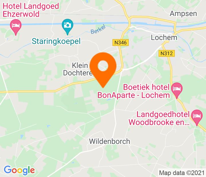 Google Map of 52.142556,6.379084