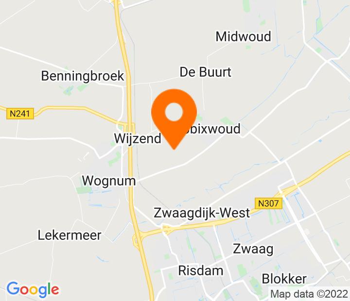 Google Map of 52.688242,5.046023
