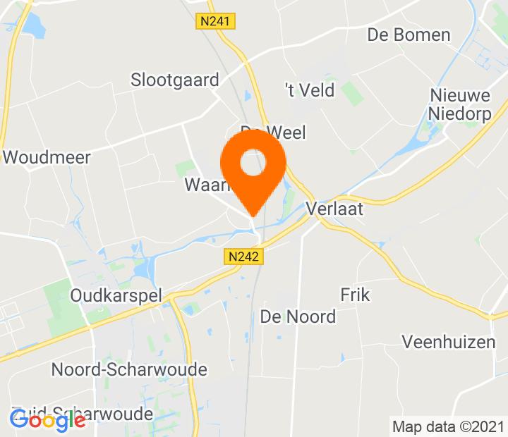 Google Map of 52.720957,4.841158