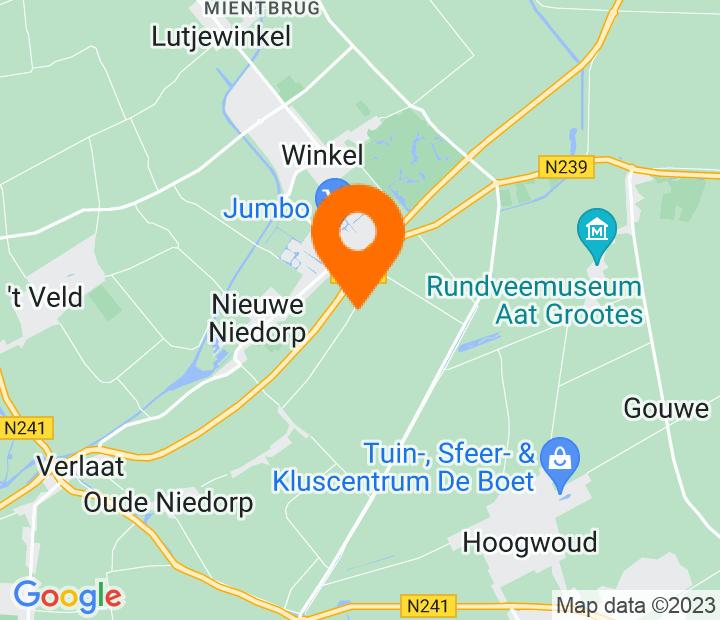 Google Map of 52.738482,4.908701