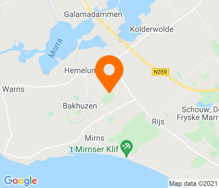 Google Map of 52.872741,5.471913